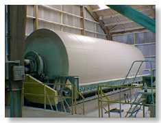 Large Rotary Vacuum Filter
